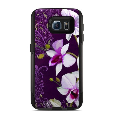 Otterbox Commuter Galaxy S6 Case Skin - Violet Worlds