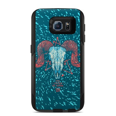 Otterbox Commuter Galaxy S6 Case Skin - Warden