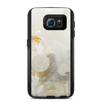 Otterbox Commuter Galaxy S6 Case Skin - White Velvet