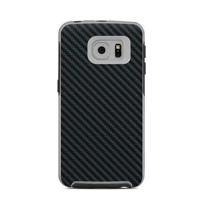 OtterBox Commuter Galaxy S6 Edge Case Skin - Carbon