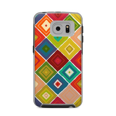 OtterBox Commuter Galaxy S6 Edge Case Skin - Diamante