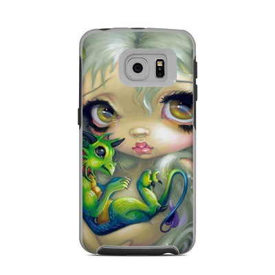 OtterBox Commuter Galaxy S6 Edge Case Skin - Dragonling