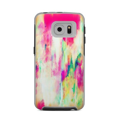 OtterBox Commuter Galaxy S6 Edge Case Skin - Electric Haze