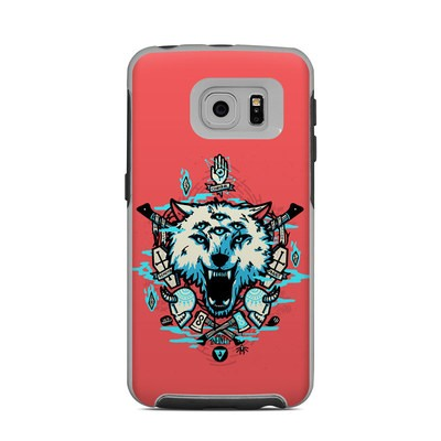OtterBox Commuter Galaxy S6 Edge Case Skin - Ever Present