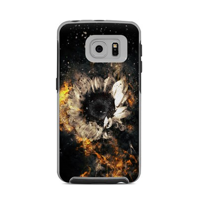 OtterBox Commuter Galaxy S6 Edge Case Skin - Flower Fury