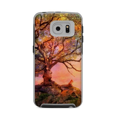 OtterBox Commuter Galaxy S6 Edge Case Skin - Fox Sunset