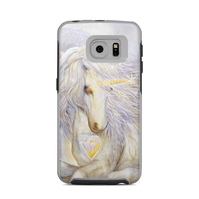 OtterBox Commuter Galaxy S6 Edge Case Skin - Heart Of Unicorn