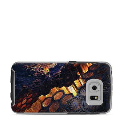 OtterBox Commuter Galaxy S6 Edge Case Skin - Hivemind