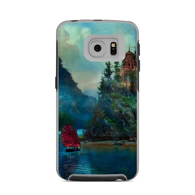 OtterBox Commuter Galaxy S6 Edge Case Skin - Journey's End