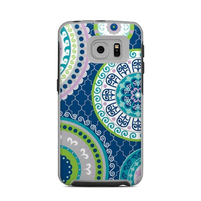 OtterBox Commuter Galaxy S6 Edge Case Skin - Medallions