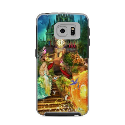 OtterBox Commuter Galaxy S6 Edge Case Skin - Midnight Fairytale