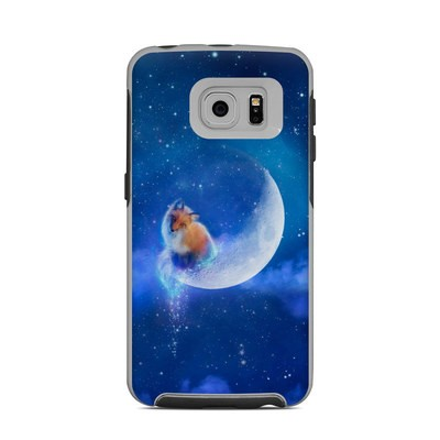 OtterBox Commuter Galaxy S6 Edge Case Skin - Moon Fox
