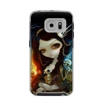 OtterBox Commuter Galaxy S6 Edge Case Skin - Princess of Bones