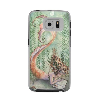 OtterBox Commuter Galaxy S6 Edge Case Skin - Quiet Time