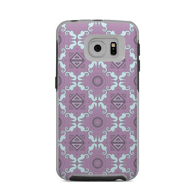 OtterBox Commuter Galaxy S6 Edge Case Skin - School of Seahorses