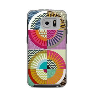 OtterBox Commuter Galaxy S6 Edge Case Skin - Seaview Beauty