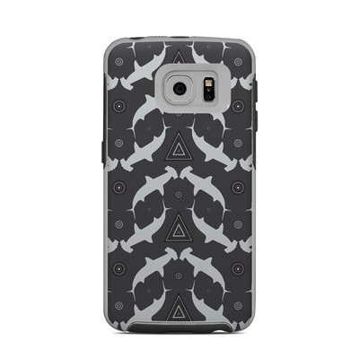 OtterBox Commuter Galaxy S6 Edge Case Skin - Shiver of Sharks