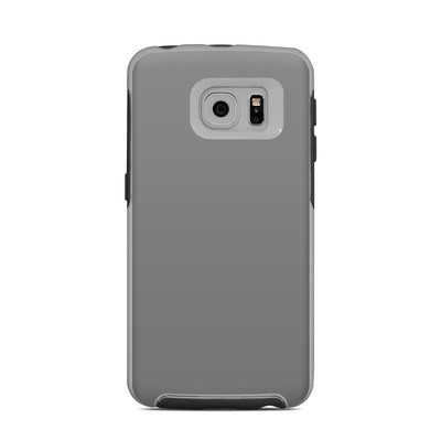 OtterBox Commuter Galaxy S6 Edge Case Skin - Solid State Grey