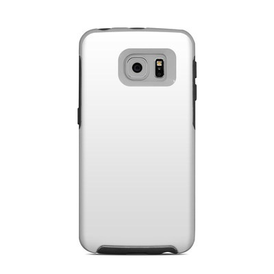 OtterBox Commuter Galaxy S6 Edge Case Skin - Solid State White