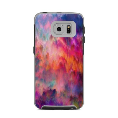 OtterBox Commuter Galaxy S6 Edge Case Skin - Sunset Storm