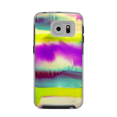 OtterBox Commuter Galaxy S6 Edge Case Skin - Tidal Dream