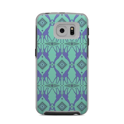 OtterBox Commuter Galaxy S6 Edge Case Skin - Tower of Giraffes