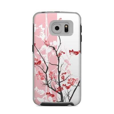 OtterBox Commuter Galaxy S6 Edge Case Skin - Pink Tranquility