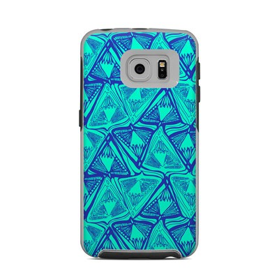 OtterBox Commuter Galaxy S6 Edge Case Skin - Tribal Beat