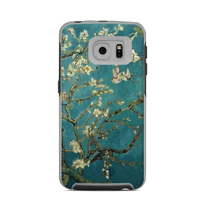 OtterBox Commuter Galaxy S6 Edge Case Skin - Blossoming Almond Tree