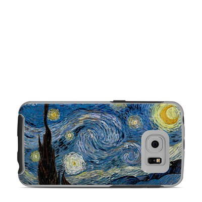 OtterBox Commuter Galaxy S6 Edge Case Skin - Starry Night