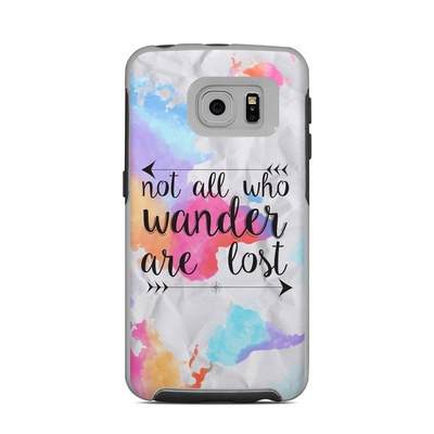 OtterBox Commuter Galaxy S6 Edge Case Skin - Wander