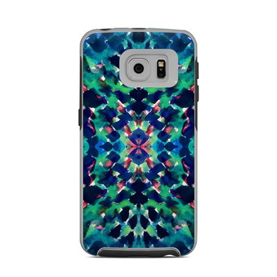 OtterBox Commuter Galaxy S6 Edge Case Skin - Water Dream