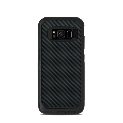 OtterBox Commuter Galaxy S8 Case Skin - Carbon