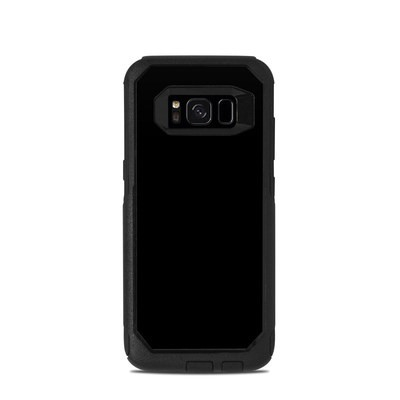 OtterBox Commuter Galaxy S8 Case Skin - Solid State Black