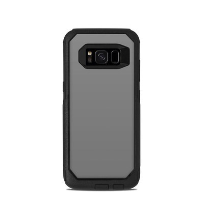 OtterBox Commuter Galaxy S8 Case Skin - Solid State Grey