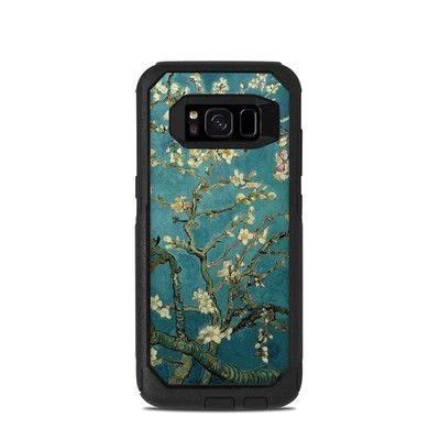OtterBox Commuter Galaxy S8 Case Skin - Blossoming Almond Tree
