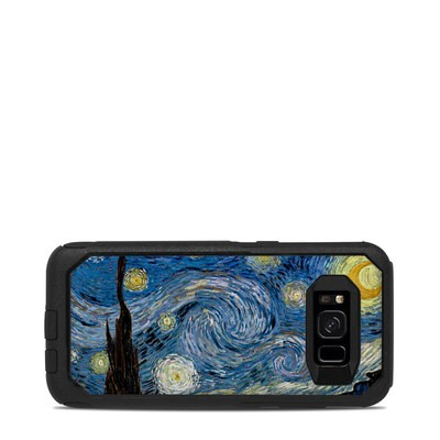 OtterBox Commuter Galaxy S8 Case Skin - Starry Night