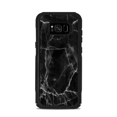 OtterBox Commuter Galaxy S8 Plus Case Skin - Black Marble