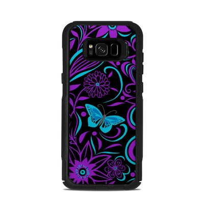 OtterBox Commuter Galaxy S8 Plus Case Skin - Fascinating Surprise