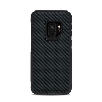 OtterBox Commuter Galaxy S9 Case Skin - Carbon