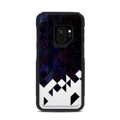 OtterBox Commuter Galaxy S9 Case Skin - Collapse