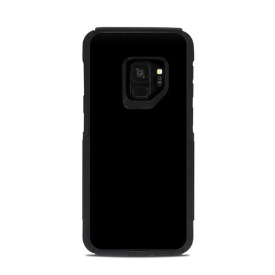 OtterBox Commuter Galaxy S9 Case Skin - Solid State Black