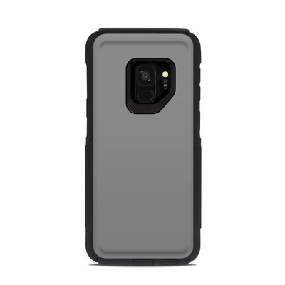 OtterBox Commuter Galaxy S9 Case Skin - Solid State Grey