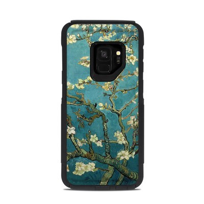 OtterBox Commuter Galaxy S9 Case Skin - Blossoming Almond Tree