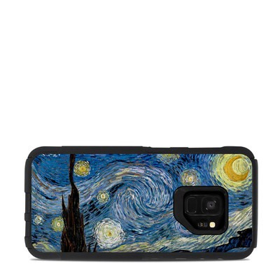 OtterBox Commuter Galaxy S9 Case Skin - Starry Night