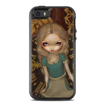 OtterBox Symmetry iPhone SE Case Skin - Alice Clockwork