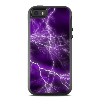 OtterBox Symmetry iPhone SE Case Skin - Apocalypse Violet