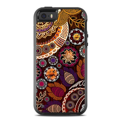 OtterBox Symmetry iPhone SE Case Skin - Autumn Mehndi