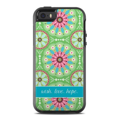 OtterBox Symmetry iPhone SE Case Skin - Boho