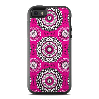 OtterBox Symmetry iPhone SE Case Skin - Boho Girl Medallions